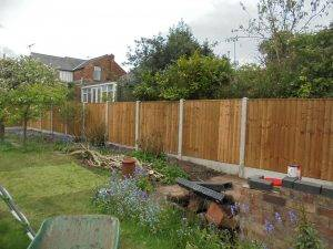 Landscaping Nottingham, Fencing Nottingham