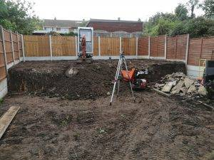Landscaping Nottingham, Groundworks Nottingham