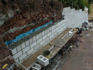 Retaining Wall Nottingham